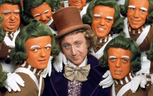 Gene Wilder portrayed Willy Wonka in 'Willy Wonka & the Chocolate Factory' (1971)