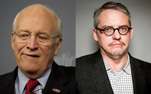 Former USVP Dick Cheney | Adam McKay