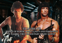 Bodies of Power: Masculinity and Femininity in 'Rambo: First Blood Part II' and 'Aliens'
