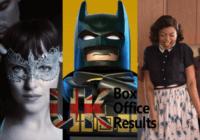 UK Weekend Box Office Results Feb 24-26