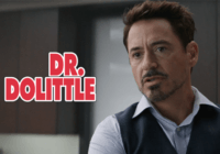 Robert Downey, Jr. is the Next Dr. Dolittle
