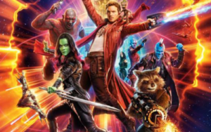 chris pratt james gunn gotg2