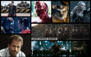 Zack Snyder Movies Ranked 2018
