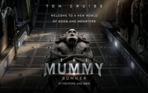 tom cruise the mummy movie