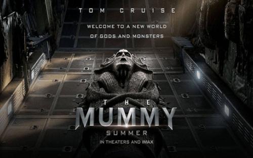 tom cruise the mummy movie