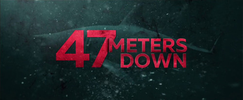 47 Meters Down 2017 Movie