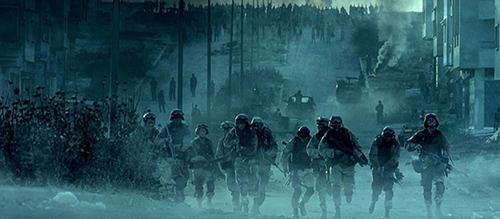 Ridley Scott Black Hawk Down Movie
