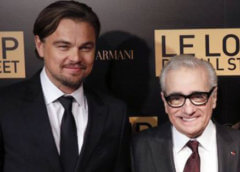 DiCaprio to Star in New Scorsese Film