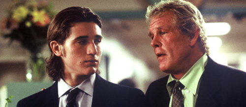 Trevor Morgan, Nick Nolte 'Off the Black' 2006 movie