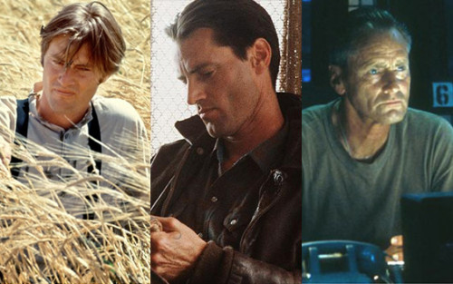 Sam Shepard Days of Heaven, The Right Stuff, Black Hawk Down