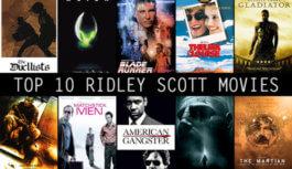 Top 10 Ridley Scott Movies