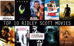 Best Ridley Scott Films