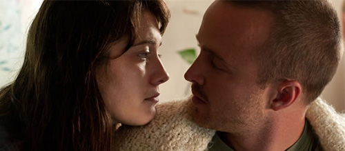 Mary Elizabeth Winstead, Aaron Paul 'Smashed' (2012) Movie
