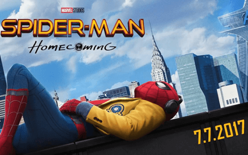 Spider-Man: Homecoming Poster 772017