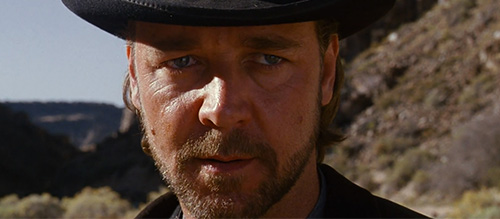 Russell Crowe in 3:10 to Yuma 2007