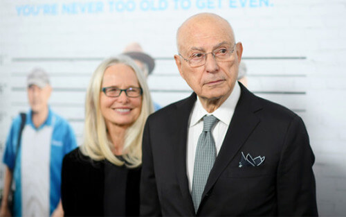 Alan Arkin from 'Going In Style' Premiere