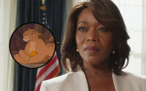 Alfre Woodard in Lion King Remake