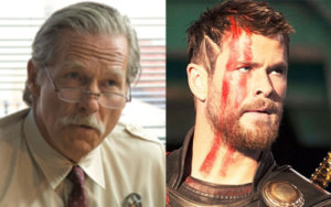 Jeff Bridges and Chris Hemsworth News