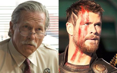 Jeff Bridges and Chris Hemsworth News