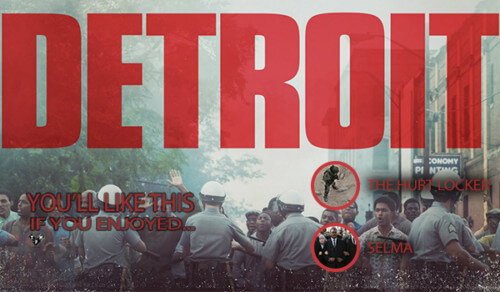 Kathryn Bigelow John Boyega Detroit Movie 2017