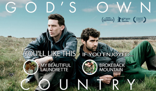 God's Own Country September 2017