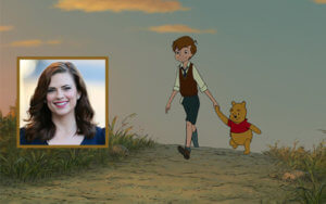 Hayley Atwell Disney Christopher Robin Film