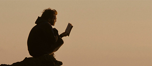 Emile Hirsch Sean Penn Into the Wild