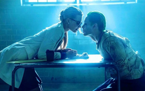 harley quinn the joker suicide squad interrogation
