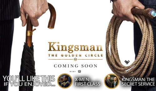 Kingsman the golden circle colin firth channing tatum