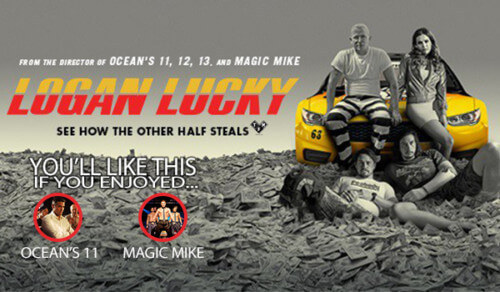 Logan Lucky Channing Tatum Steven Soderbergh Movie