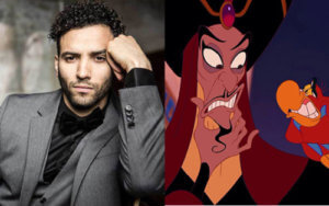 Marwan Kenzari joins Will Smith on Guy Ritchie's Aladdin