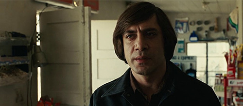 Javier Bardem No Country for Old Men Coen Brothers