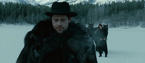 Brad Pitt Jesse James Movie 2007