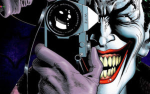 Batman the killing joke joker movie