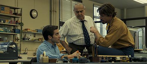 Jake Gyllenhaal Robert Downey Jr Zodiac David Fincher