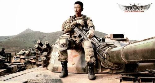 wolf warrior 2 zhang ling ii