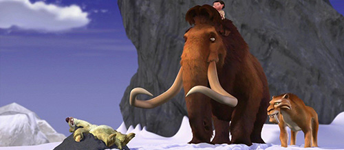 Ice Age 2002 Animation Movie