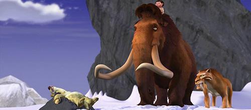 Ice Age 2002 Animation Movie