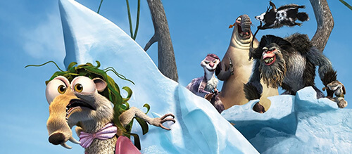 Ice Age 4 Continental Drift