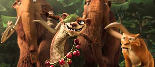 Simon Pegg Ice Age 3 Dawn of the Dinosaurs Movie