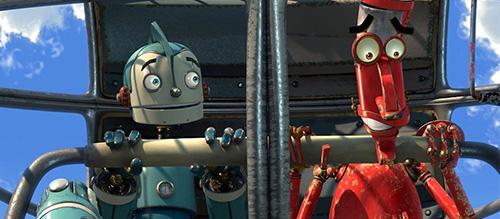 Robin Williams Robots Movie