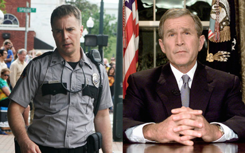 sam rockwell george w bush cheney biopic