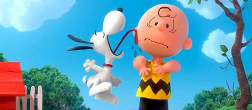 The Peanuts Movie Animation
