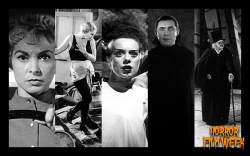 Classic Horror Films for Halloween