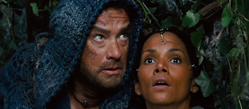 Tom Hanks Halle Berry Cloud Atlas 2012 Wachowskis