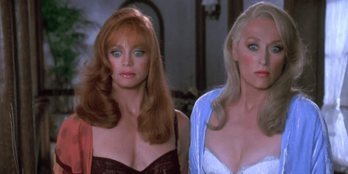 Death Becomes Her Goldie Hawn Meryl Streep Movie