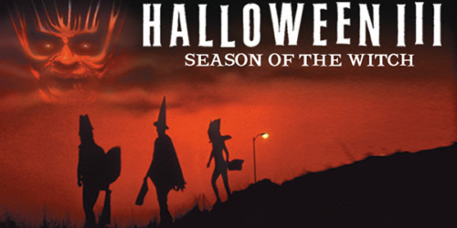 Season of the Witch Halloween III Movie