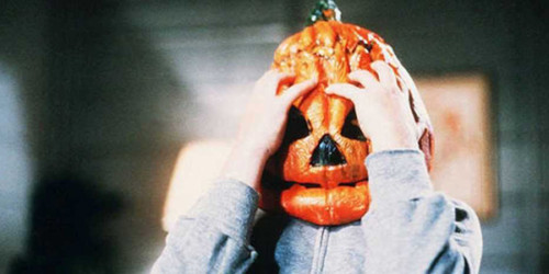 Pumpkin Head Halloween III