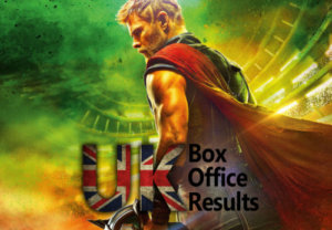 UK Box Office Results October 2017