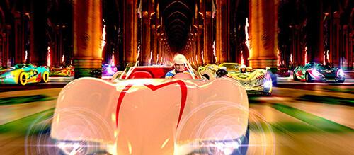 Wachowskis Speed Racer 2008